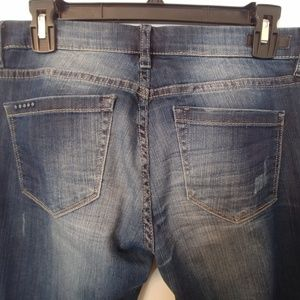 Blank NYC Jeans - Blank NYC Studded Distressed Skinny Jeans 29